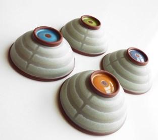 """Eric Van Eimeren, """"Soup / cereal bowls"""""""
