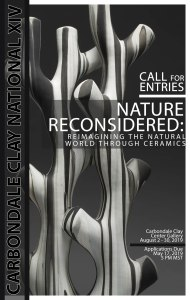 Call for Entries, Carbondale Clay Center