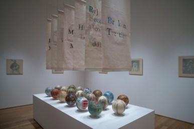 Gina Adams, Nerman Museum Solo Exhibition
