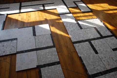 "Ji Wan Joo, ""Labyrinth as Puzzle"""