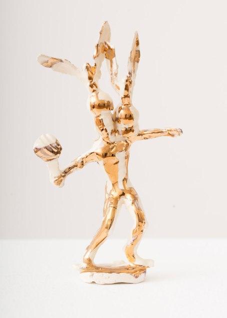 "Stephanie Kantor, ""Trophy (Hand Picked)"""