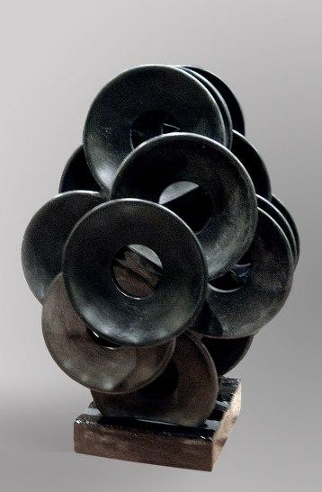 H56xW38xD30; 2009; Smoked terracotta