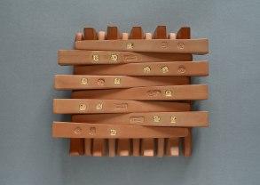 "Lia Bagrationi, ""Golden Nails"""