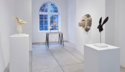 Solo Exhibition at Greenwich House Pottery, 2019, Image © Alan Wiener, courtesy Greenwich House Pottery