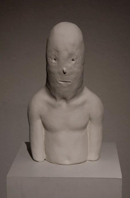 """Ceramic. 16"""" in height. 2018."""
