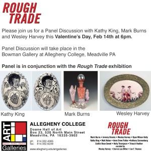 Rough Trade exhibition image