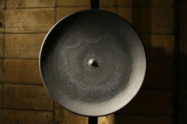 """Fired Ceramic, 30"""" x 30"""" x 4"""""""
