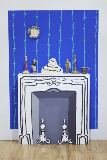 """Ginny Sims, """"A Room from No Creature Loves an Empty Space"""" (west view)"""