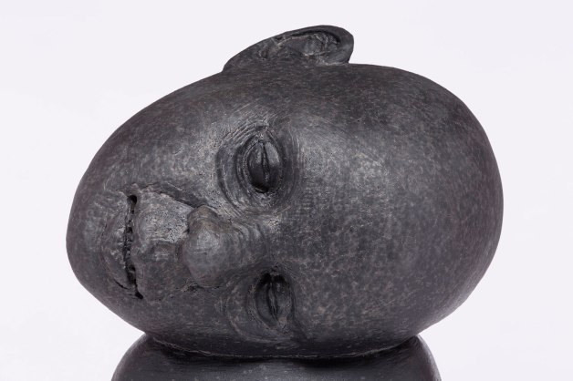 "Tom Bartel, ""Dormant Figure"" (detail)"