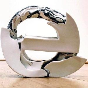 """Thomas Müller, """"white whale"""" (detail)"""