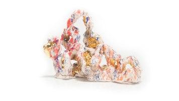 ceramic, luster, 2017