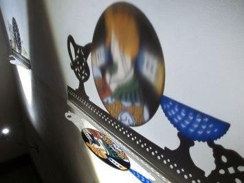 """Antonella Cimatti, """"Museo Virtuale (Virtual Museum)"""" detail"""