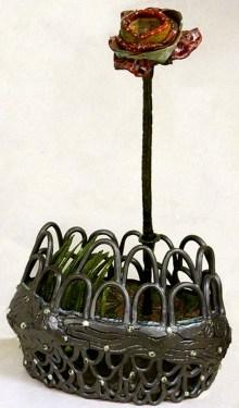 midrange stoneware, 33x26x20, 2013