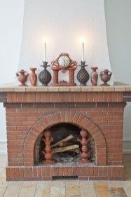 2013, Site Specific Installation in Guldergaard Manor House, Terracotta