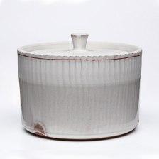"""Alex Watson, """"White Jar"""""""