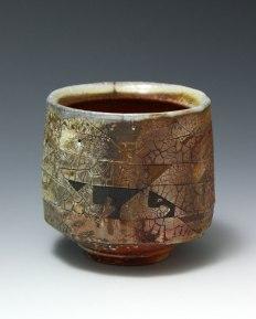"Woodfired Stoneware, 3.75"" x 3.5"", 2016"