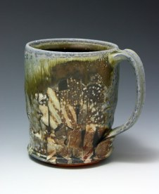 "Woodfired Stoneware, 3.5"" x 4.5"" x 4.25"", 2016"