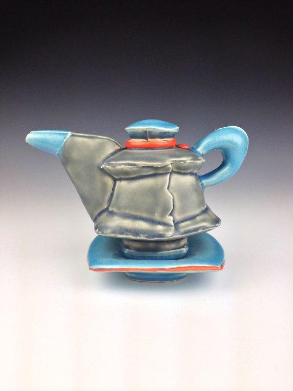 white stoneware, cone 6 oxidation, 6x7x4