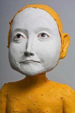Ceramic, Wood, Latex, & Epoxy, Installation, 2011