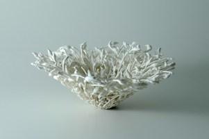 47 x 45 x 21 cm, slip-casting, porcelain, 2017