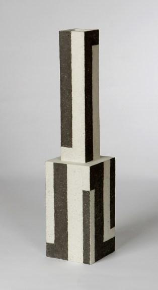 handbuilt, chamotte, h – 48 cm