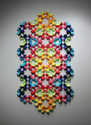 "Jackie Head, ""Kaleidoscope I"""