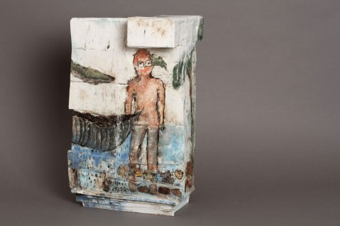 "Karima Duchamp, ""deconstruction - #2"""