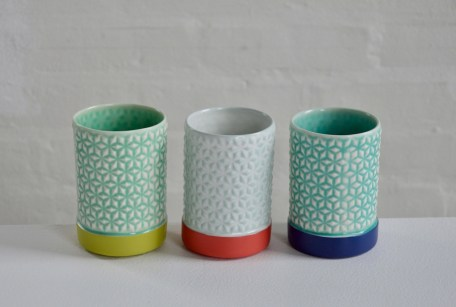 """Kelly Justice, """"Highball Cups"""""""