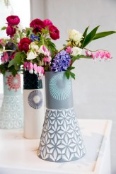 """Kelly Justice, """"Flare Vases"""""""
