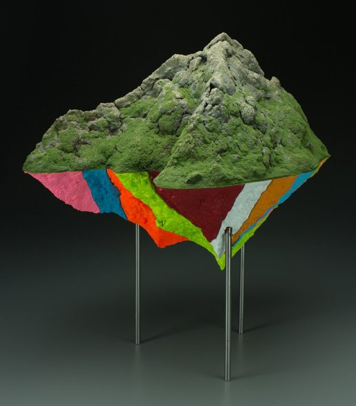"Keith Simpson, ""Mountain"""
