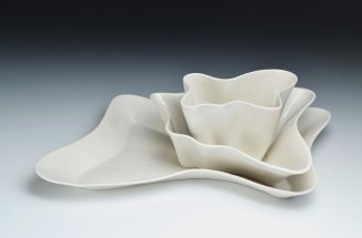 porcelain, 14x10x8 inches, 2013