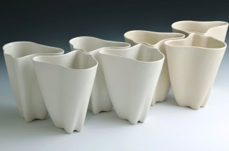 porcelain, 20x8x8 inches, 2013