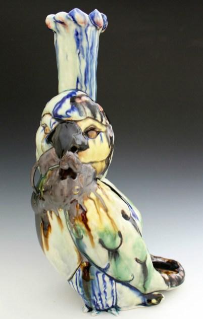 """Porcelain, 2011, 18""""X6""""x8"""""""