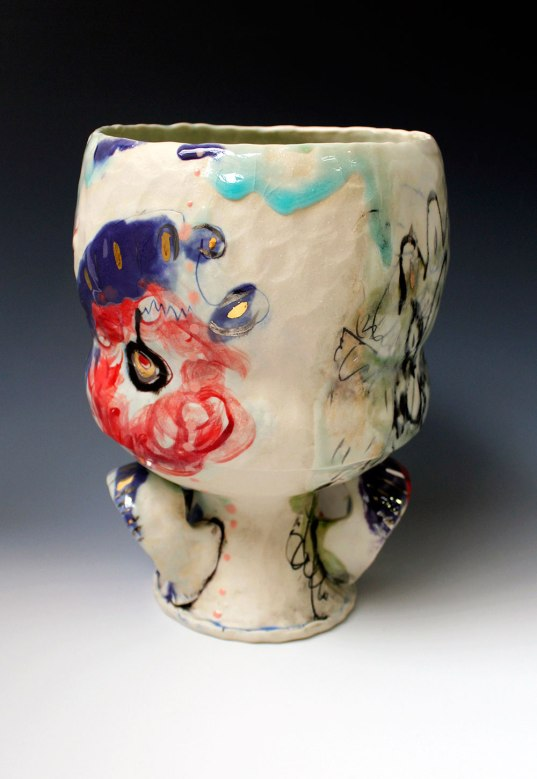 """Porcelain, 2015, 14""""X6""""X6"""""""