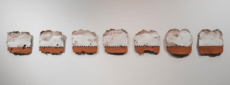 "Louise Deroualle, ""Self portrait as a train"""