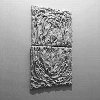 90X51x5cm, porcelain, 2016