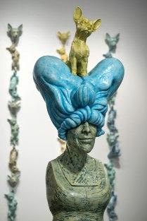 2012, Ceramic, steel