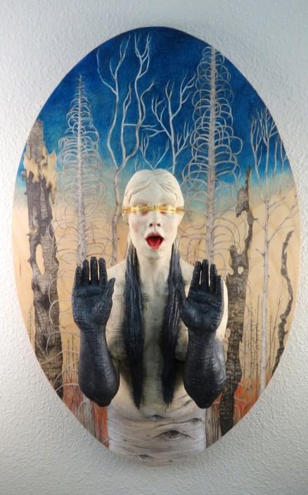 "Magda Gluszek, ""Blind Influence"""