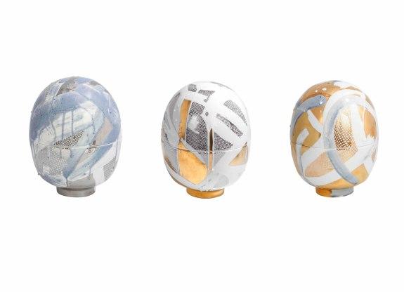 """Maria Joanna Juchnowska, """"Tio Egg vessels"""""""