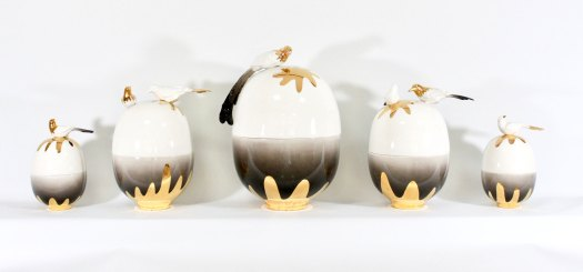 """Maria Joanna Juchnowska, """"Gold Bird"""""""