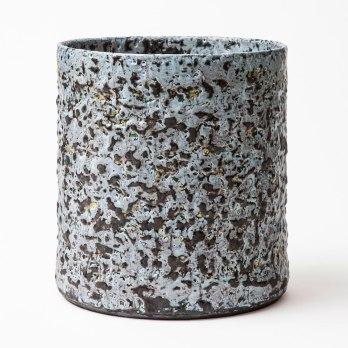37 h x 34 cm Ø. Stoneware and glazes. From Design Miami 2013 (Pierre Marie Giraud).
