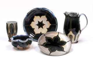 Soda-Fired Porcelain, Dimensions Variable