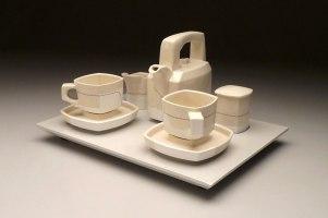 "Tea (2), 12"" x 14"" x 10"", 2011"