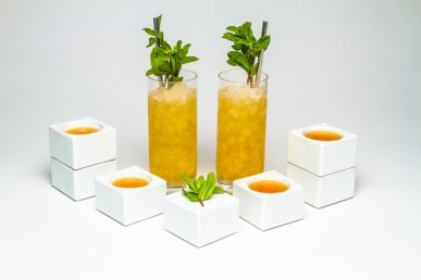 Porcelain - Glass – Liqueur, Slipcast