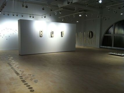 2013, Solo Exhibition at The Thelma Sadoff Center for the Arts, Fond du Lac, WI