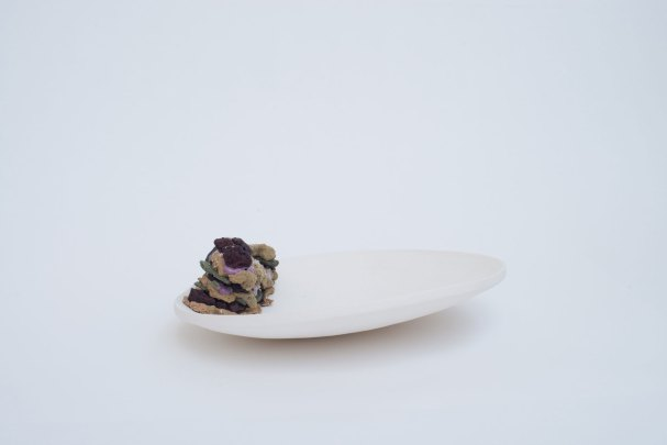 "Roy Maayan, ""balance plate #4"""