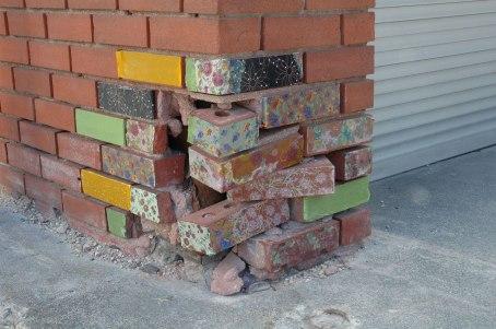 """Rory MacDonald, """"Graffiti kiln (repair)"""""""