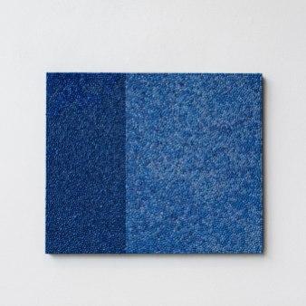 "Robin Strangfeld, ""it is frickin' blue"""