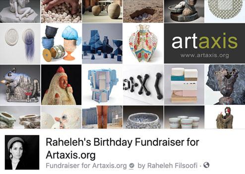 Raheleh's Birthday Fundraiser on Facebook