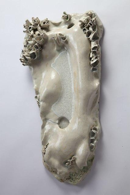 """Savia Mahajan, """"Remains of a continent-1"""""""